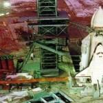 Alli embarcara en su nave espacial, el 18 de Marzo de 2011