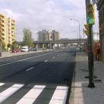 avdareforma (El asfaltado de la avenida de Cataluña está casi terminado y el derribo de edificios empieza en breve)