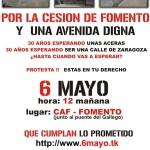 cartel2 (En los medios: 6 de Mayo)