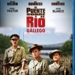 EL PUENTE SOBRE EL RIO GALLEGO DVD (El puente sobre el Rio Gallego, edicion BluRay)