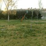 parque (Repaso al parque Rios de Aragon)