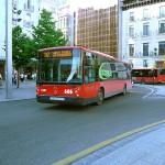 linea 32 plaza españa (El recorrido del 32, ¿turistico?¿necesario?)
