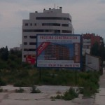 cartelinnova (Nuevo cartel en la avenida)