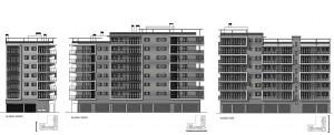 edificio magnum (Nuevo cartel en la avenida)