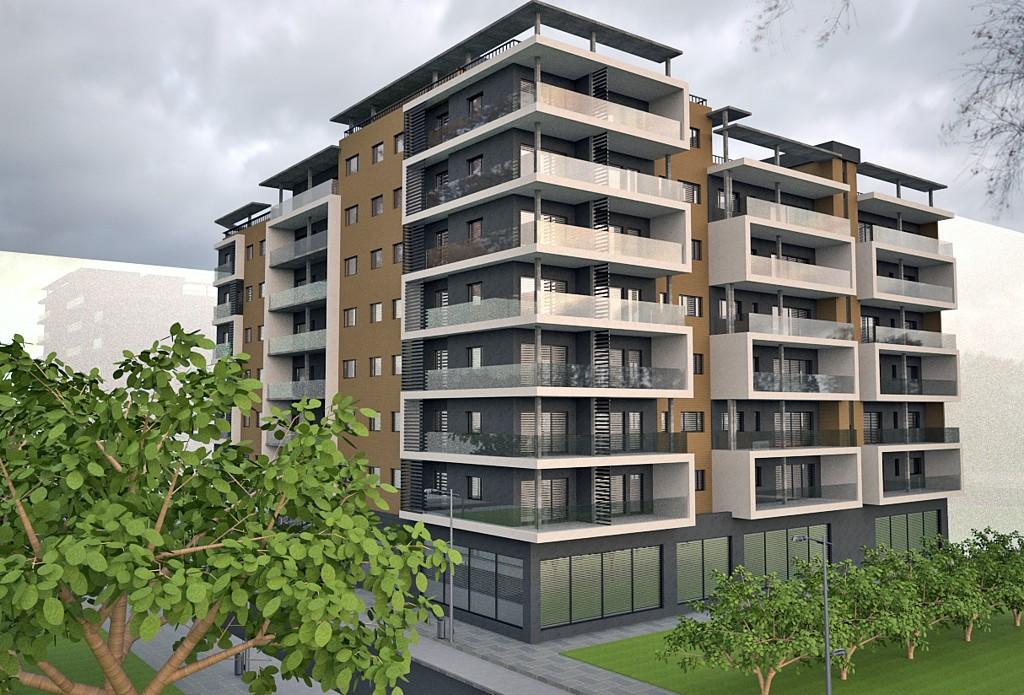 Edificio magnum sector avenida catalu a avenida for Viviendas para terrazas