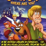 SCOO (Scooby Doo ¿where are you?)
