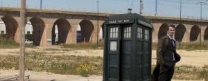 doctor who en la avenida (50 años del Doctor Who)