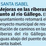 RIBERAS (Rio Gallego aqui nos sigue faltando)