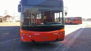 buses nuevos Linea 32