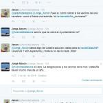 sinpalabras (Jorge Azcon En Twitter)