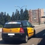 taxiBCN (Vuelve a Barcelona por la Avenida Cataluña)