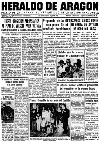 heraldo hace 50 años
