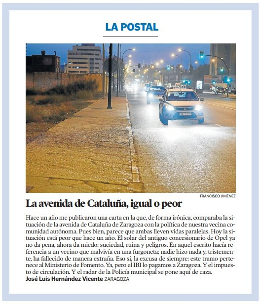 La Postal Heraldo