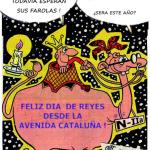 untitled (Feliz día y noche de Reyes)