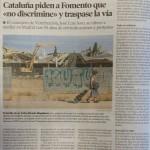 heraldo (Hoy en Heraldo la avenida Cataluña y Soro)
