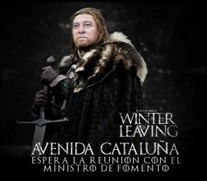 winterisleaving
