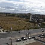 suelos avenida (Los suelos de la avenida despegan antes de su renovacion)