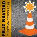 FELICITACION 2018 (Felices fiestas y feliz cesion 2018)